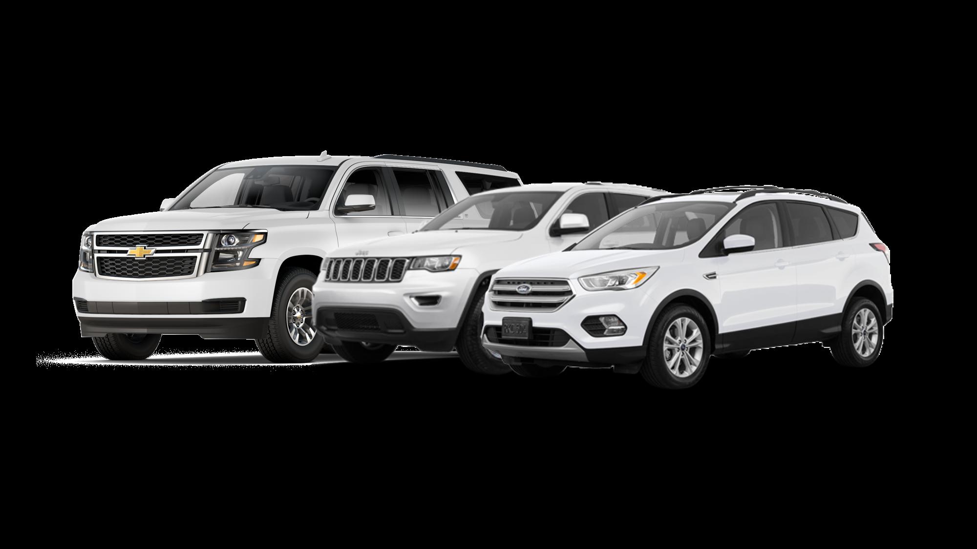 SUV Rentals - Latium