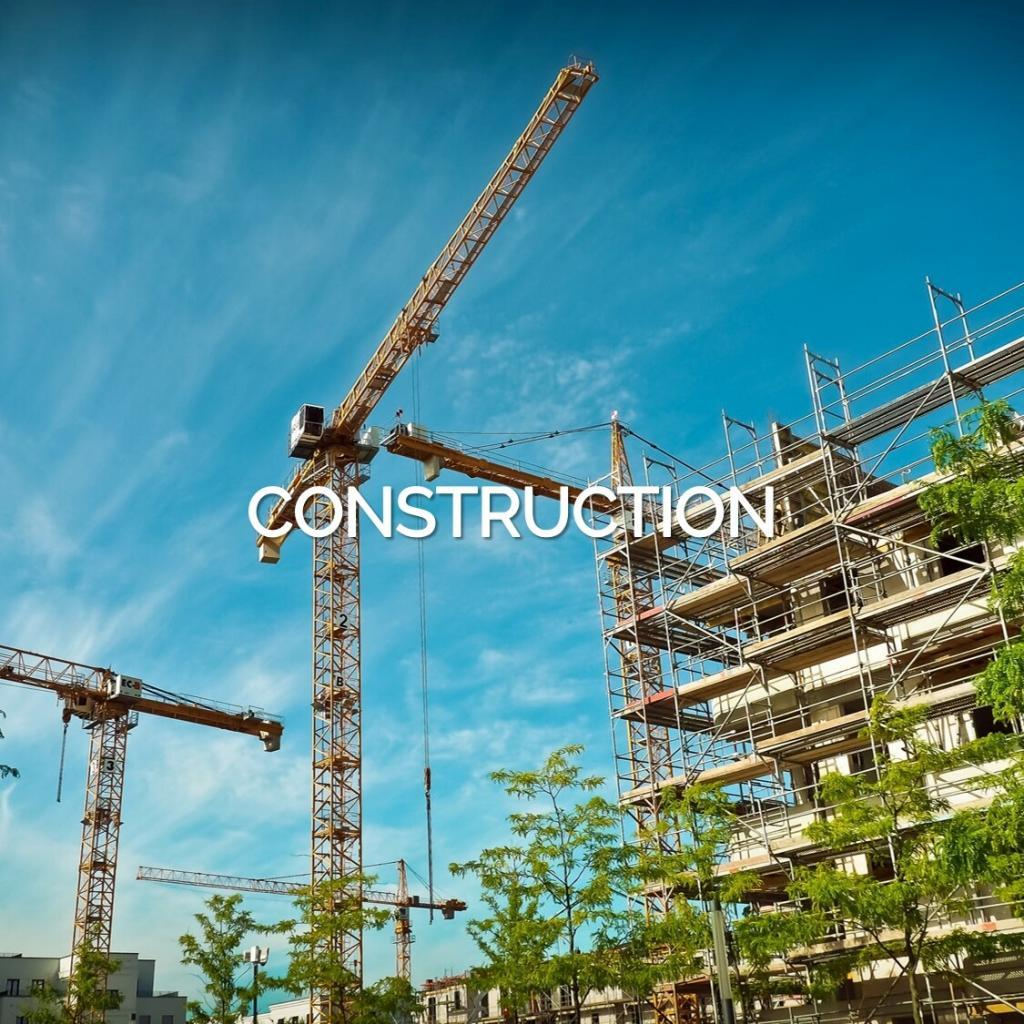 Construction Overlay - Markets We Serve - Latium
