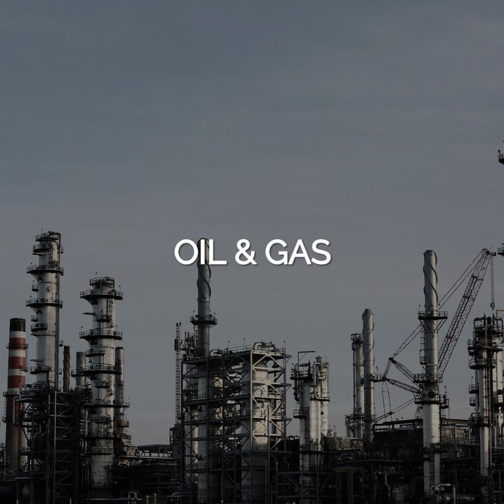 Oil & Gas Overlay - Markets We Serve - Latium