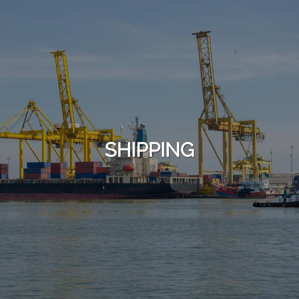Shipping Overlay - Markets We Serve - Latium