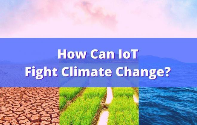 IoT Fighting Climate Change - Header
