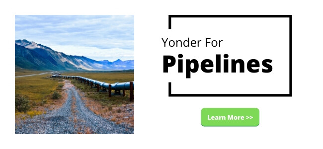 Yonder for Pipelines