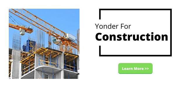 Yonder for Construction