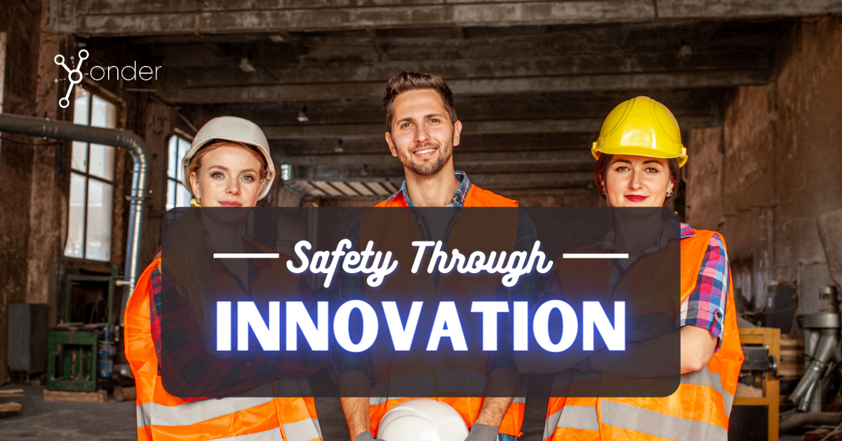 Construction Safety Week 2020 - Safety Through Innovation - Featured Image